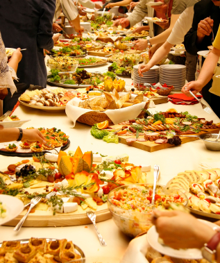 The Banquet Table of Security   HuffPost