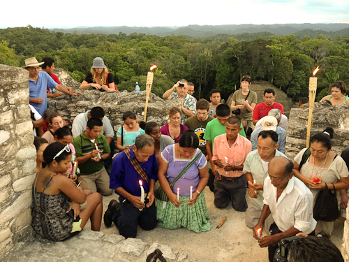 Maya 2012: A Round-up of Celebrations in Mexico, Guatemala, Belize & Honduras