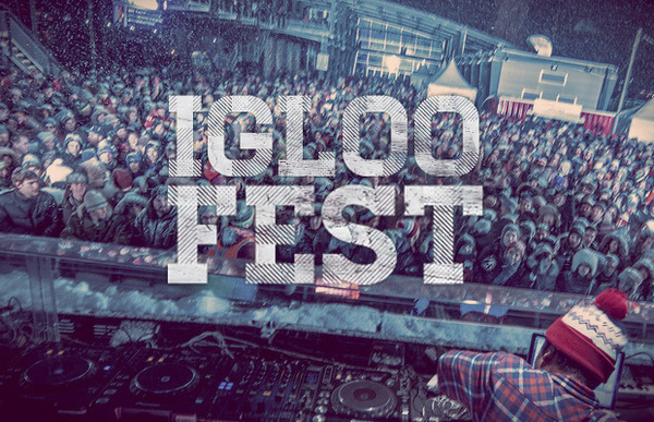 Igloofest Montreal S Wildest Winter Party Huffpost