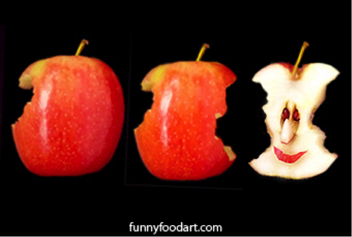 2013-01-17-AppleBiteFunnyFoodArtBillWurtzel.png