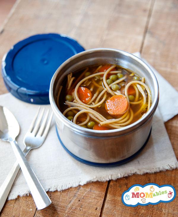 Healthier Ramen Noodle Soup Recipe — Dishmaps