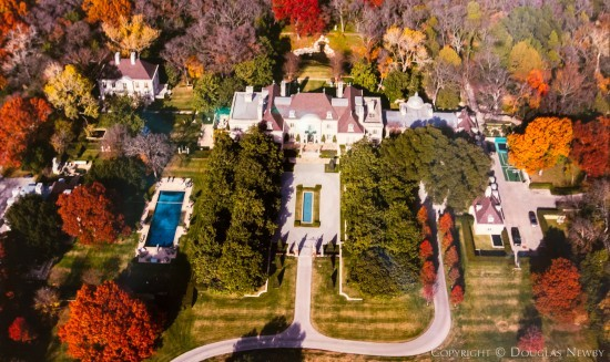 Aerial Photograph of Crespi Hicks Estate