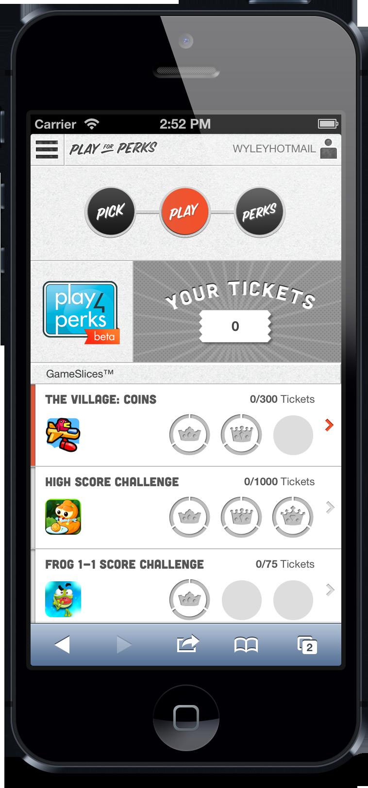 2013-01-23-Play4PerksGameSelectScreen.png