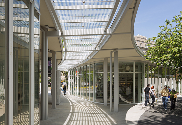 Broadening the role of architects: brooklyn botanic garden visitor ...