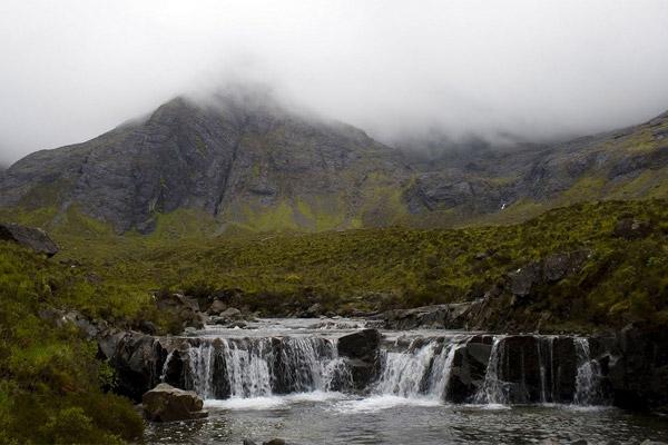 Sgurr an Fheadain Mountain