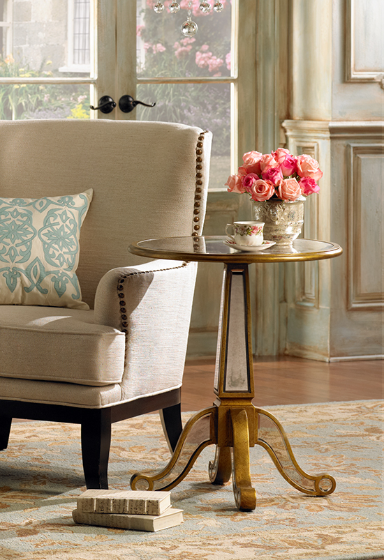 Now trending french inspired decor huffpost for Home accents furniture