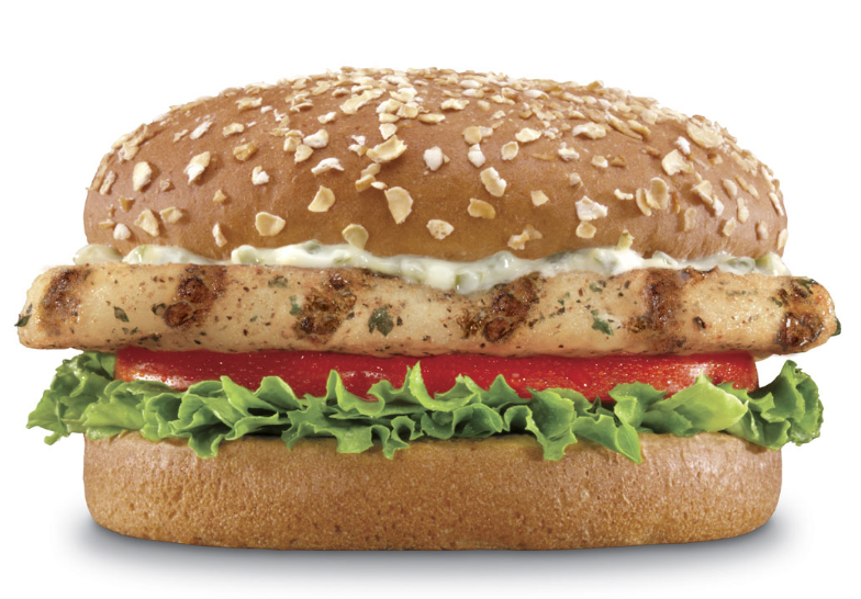 Carl 39 s jr releases new charbroiled atlantic cod fish for Carl s jr fish sandwich