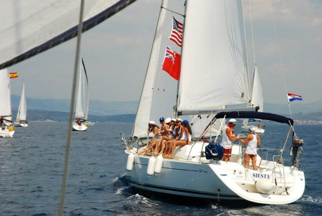 Dalmatian Coast Yatch Sailing The Dalmatian Coast