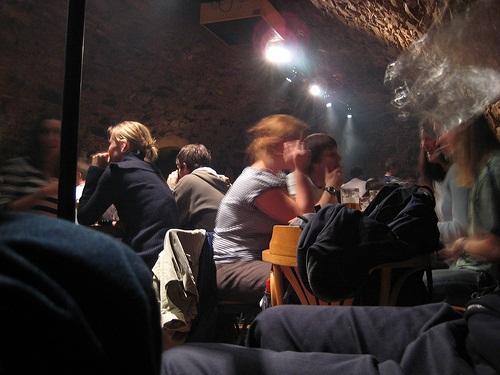 U Sudu bar, Prague