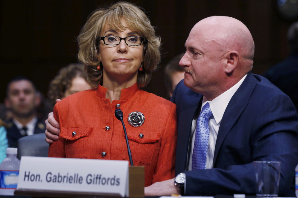Reading the Pictures: Gabrielle Giffords, Mark Kelly and ...
