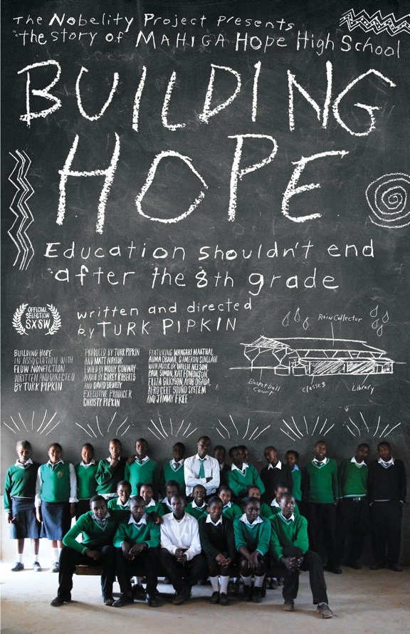 Building Hope -- Education for All | HuffPost