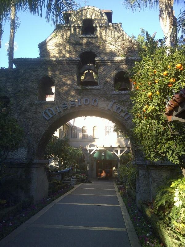 The Mission Inn Riverside S Historic Gem Huffpost
