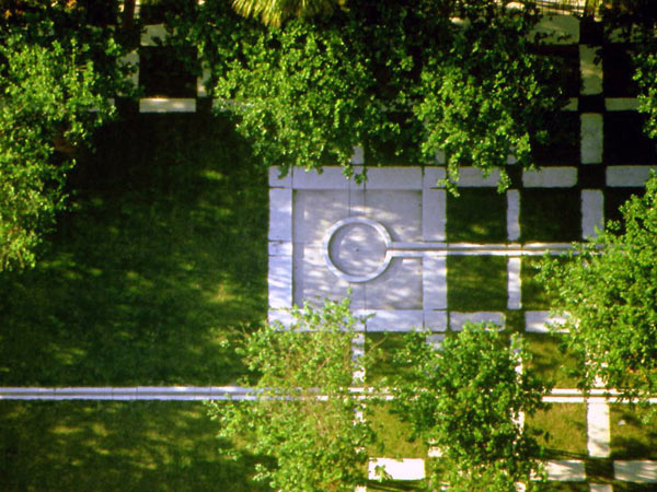 Dan kiley a great yet little known modernist huffpost for Landscape design tampa
