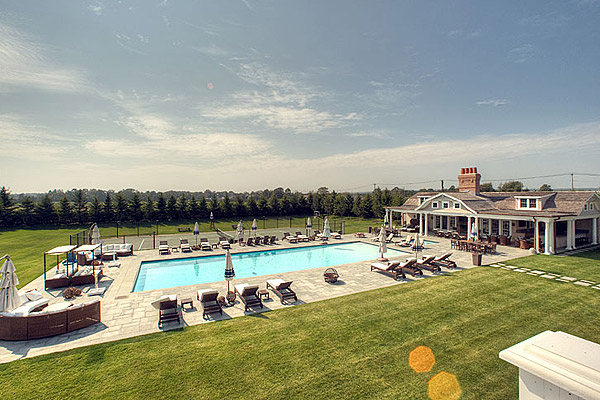 Hamptons' mansion