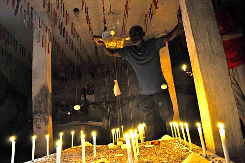 Meeting A Haitian Voodoo Priest | HuffPost Life