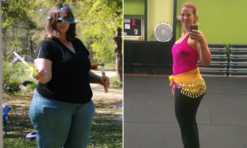 I Lost Weight: Tanee Janusz Educated Herself About Healthful