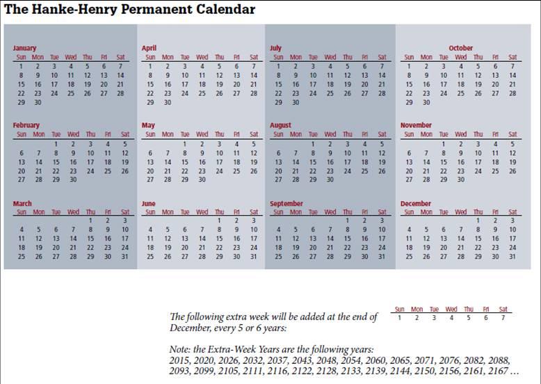 Taking Calendar Reform Viral | HuffPost
