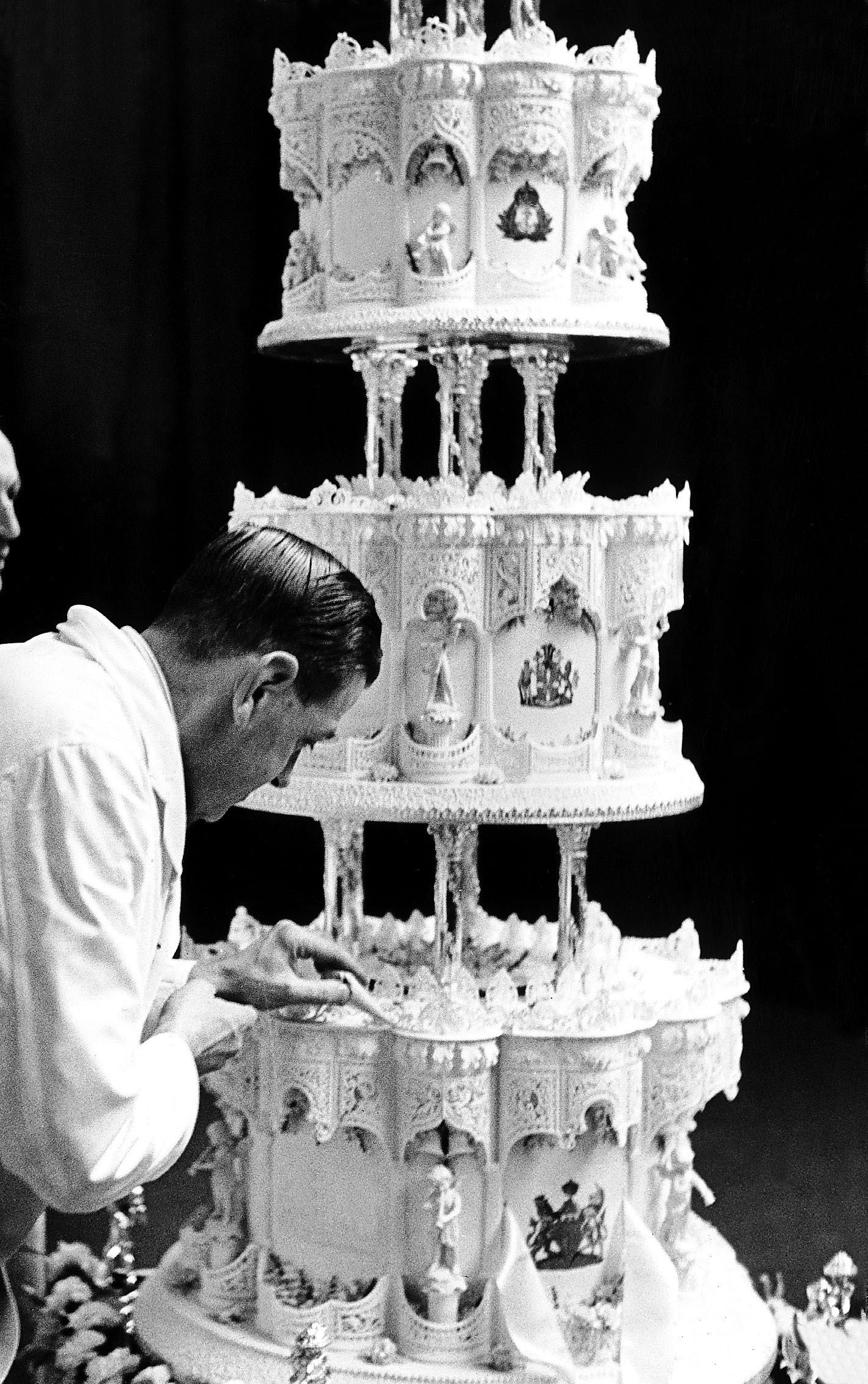 william and kate wedding cake flavors prince william kate middleton elizabeth ii foto 27486