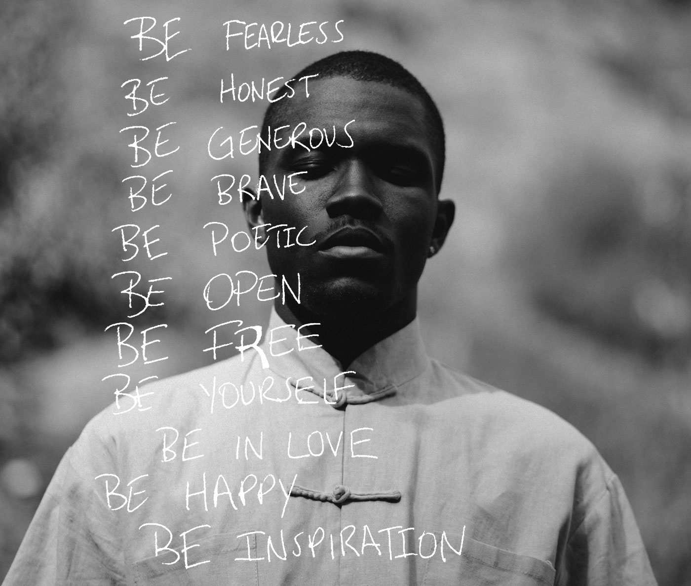 Frank Ocean, and Why B...