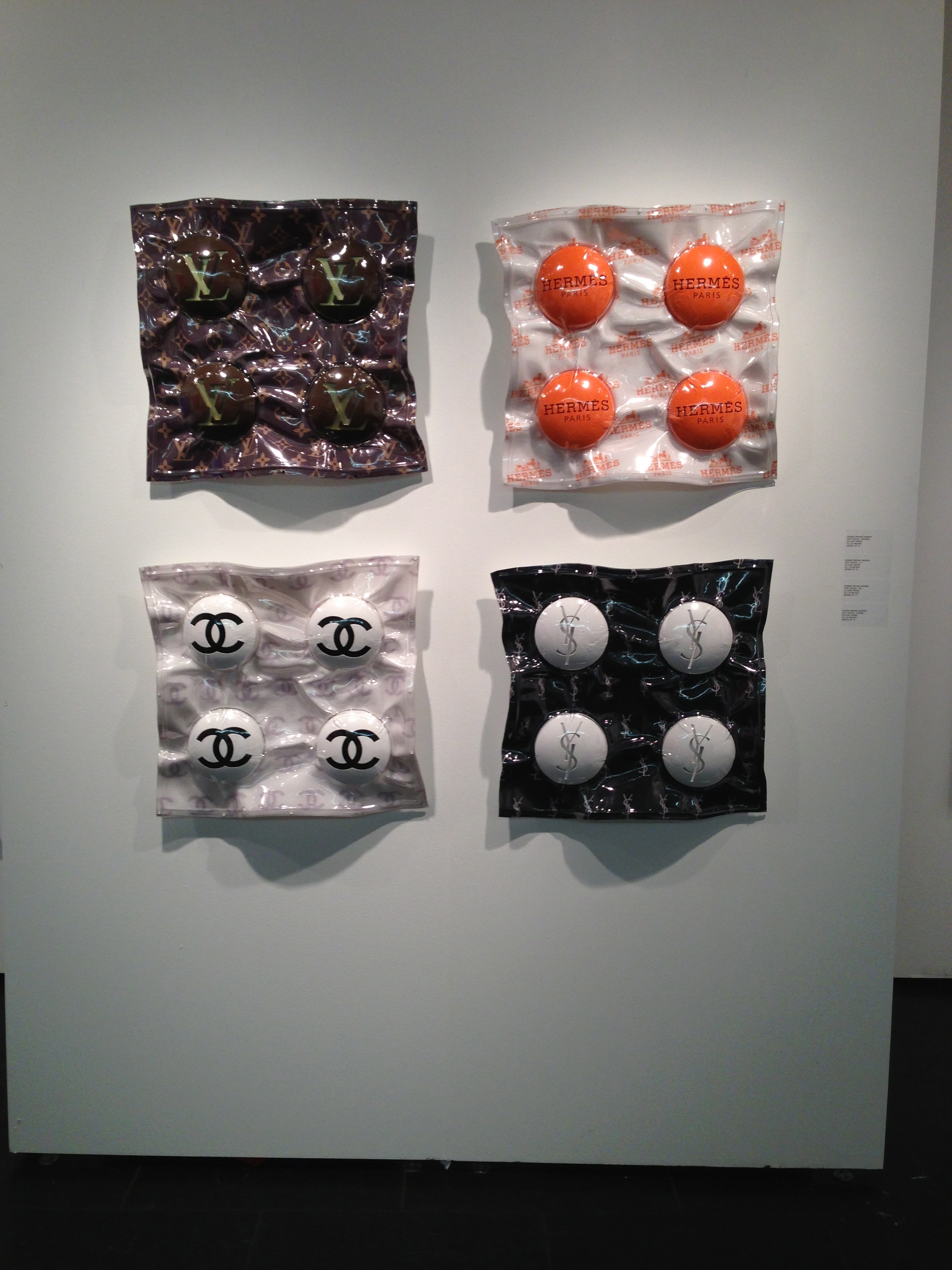 Lisa Derrick: Scope NY-- Desire Obtain Cherish: Drugs, Fame, and Art