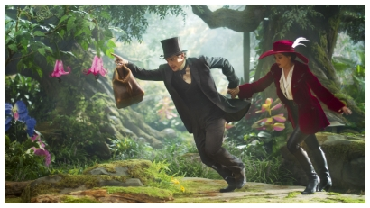 Dan Persons: Cinefantastique Spotlight Podcast: Oz the Great and Powerful