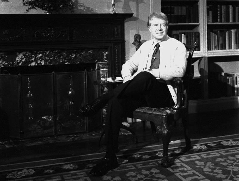 President Carter's fireside chat on energy