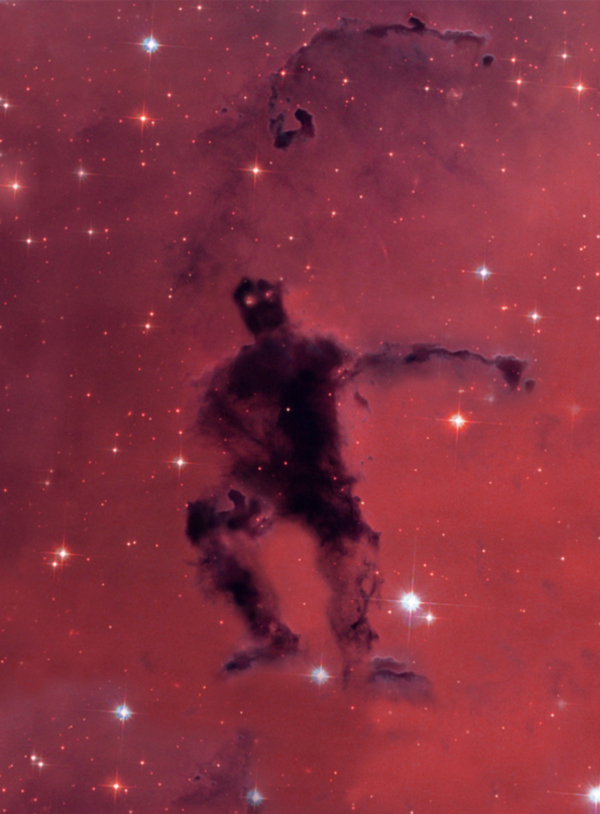 Cosmic Creatures Created From NASA's Space Images | HuffPost