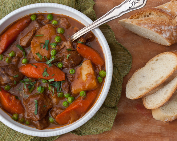 Guinness Lamb Stew for St. Paddy's Day | The Huffington Post