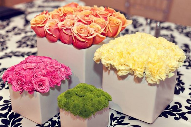 Wedding flowers centerpieces for your bridal shower