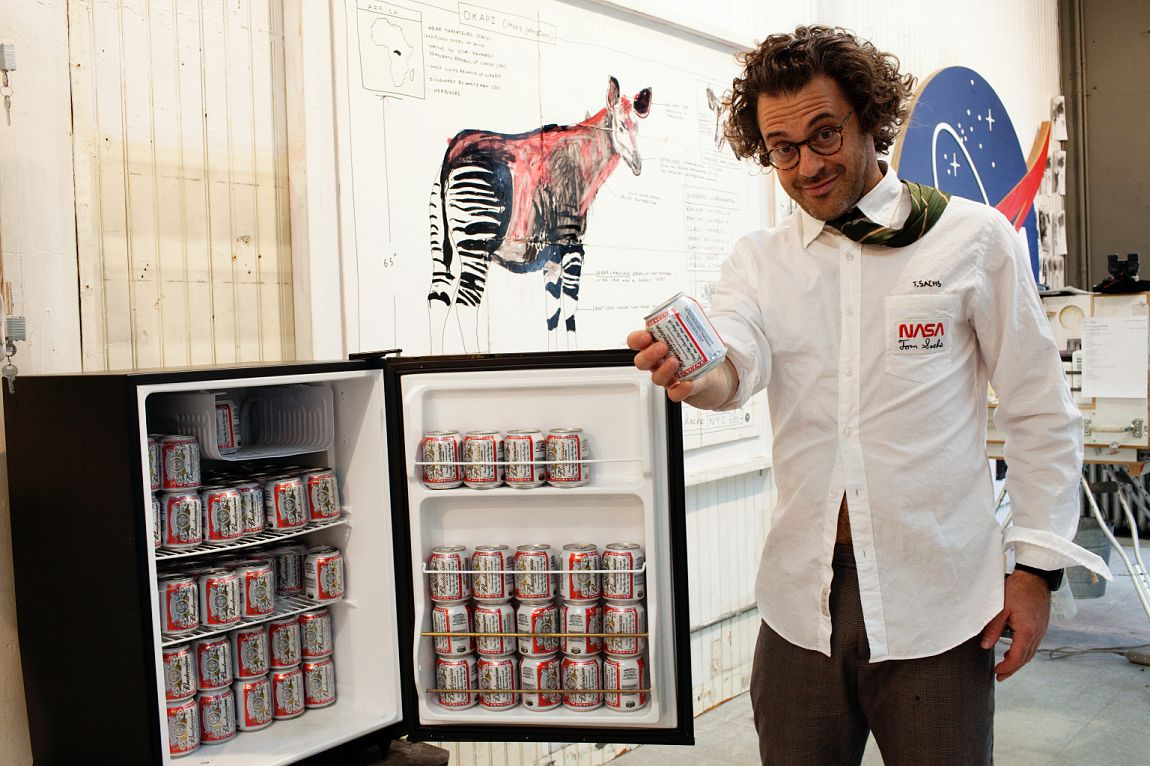 Keeping Time With Tom Sachs  An Interview With the Artist  79445bfbf849