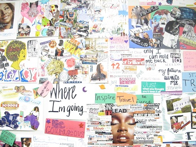 Image result for teen vision board