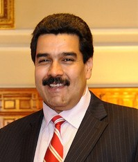 Maduro in the Peruvian Congress by Congreso de la Republic de Peru; Creative Commons licence via Wikimedia