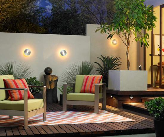 Contemporary Outdoor Lighting