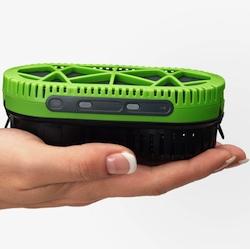 my FC Powertrekk handheld