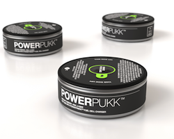 my FC Powertrekk powerpukks