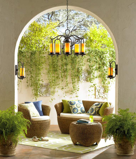 Living Room Lighting Ideas On A Budget: 5 Outdoor Living Ideas For Spring And Summer