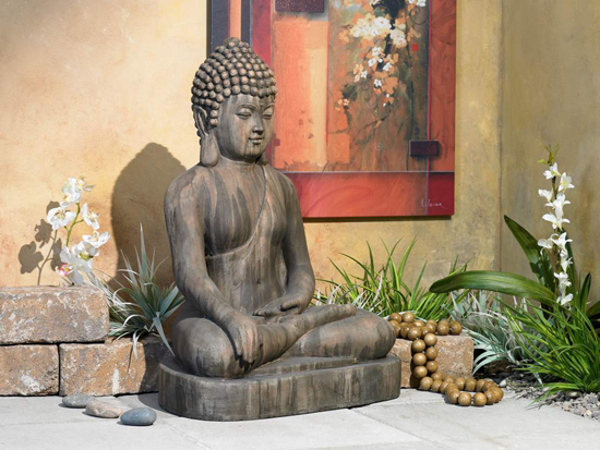 Outdoor Sculptures for Ambiance