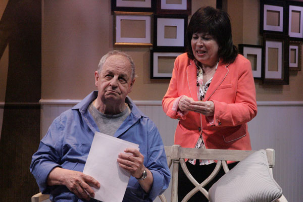 Paul Dooley Wallpapers Winnie Holzman and Paul Dooley Make Theatre Magic Together in Assisted