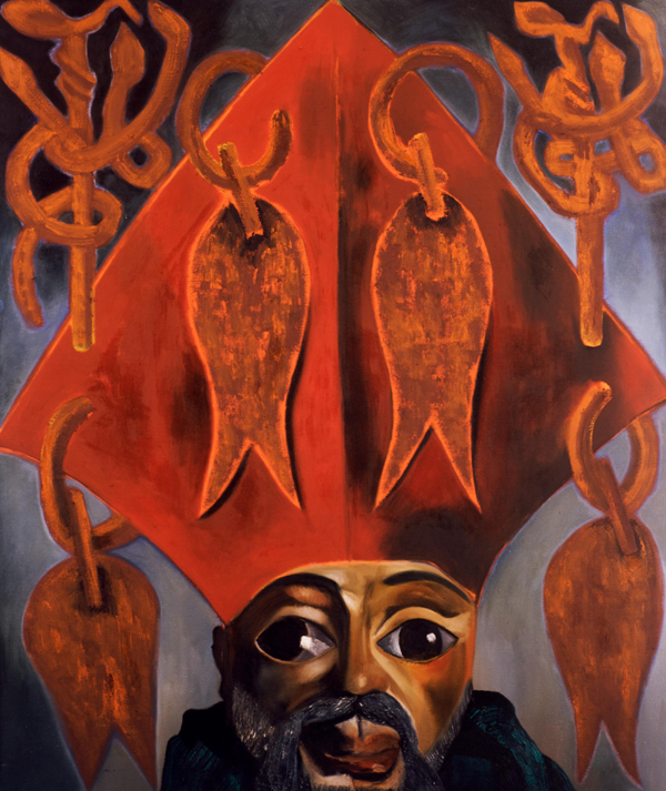 an analysis of the works of painter and poet francesco clemente Francesco clemente is the youngest artist to be given the full-rotunda  the work  reflects a life divided between new york, italy and india, and is by  with its  useful outline of the artist's development, interactions with poets,.