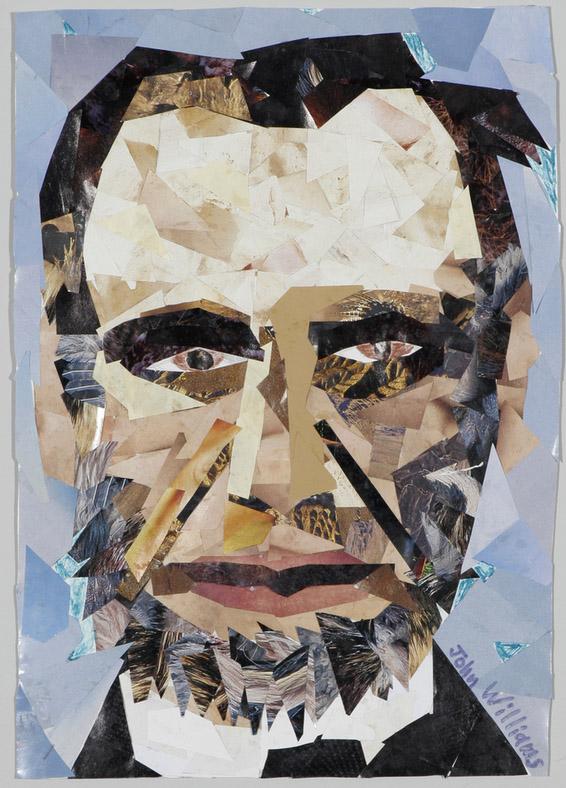 John Williams, Outsider Artist, Creates Moving Historical