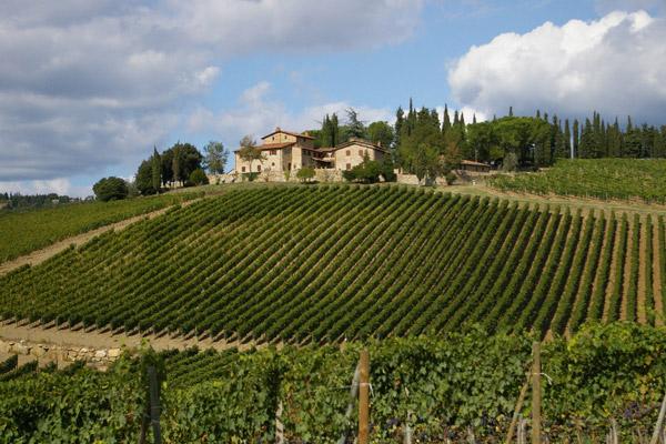 Enjoy the good life at a villa in Tuscany