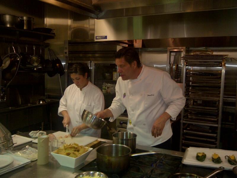 2013-04-15-ChefJohnnyandMaiaSanchez.JPG