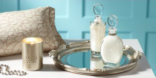 Mother's Day Gift Ideas - Vanity Items for the Powder Room and Bathroom