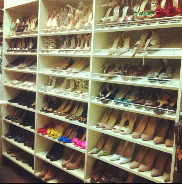 Superieur 2013 04 17 Ceceathome.jpeg. CeCeu0027s Gorgeous Shoe Closet ...