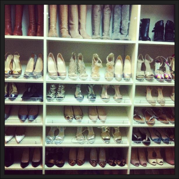 Cece Shoe Inc The Best Shoe Closet We Ve Ever Seen
