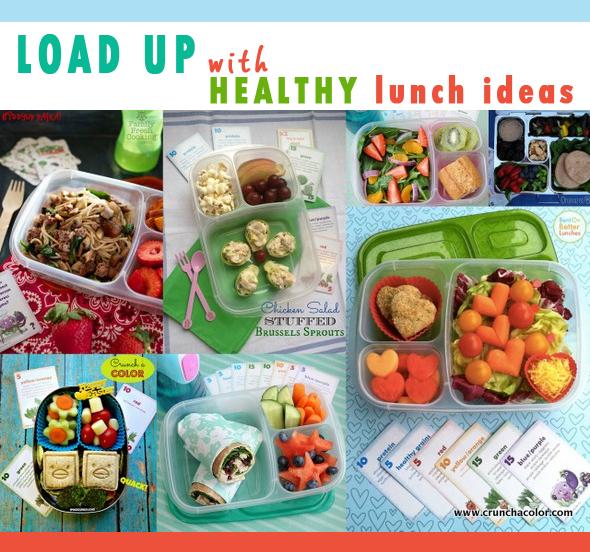 Healthy Lunch Ideas Load Up With Healthy Lunches From The
