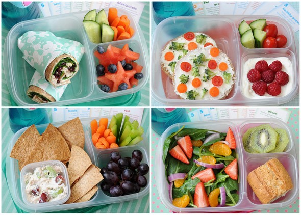 healthy lunch ideas load up with healthy lunches from the healthy