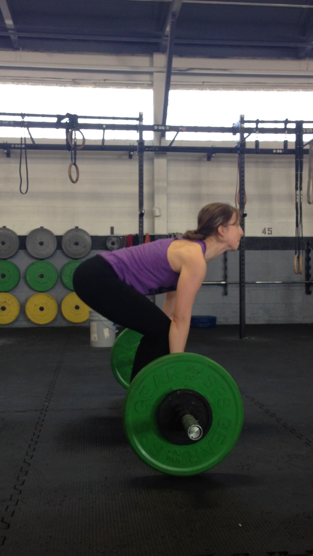 In Defense of the Women Posting All Those Weightlifting Photos Dana McMahan