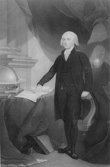 president james madison essays James madison, (1751-1836), 4th president of the united states of america although he served eight years each as a member of the us house of representatives, as.