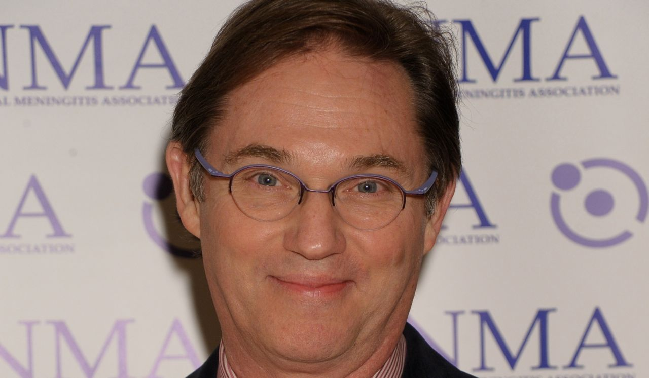 only know actor Richard Thomas as one of NMA's strongest supporters